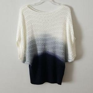 Dip Dye crochet top